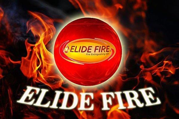 画像1: 初期消火救命ボール ELIDE FIRE BALL 自動消火 火災防止